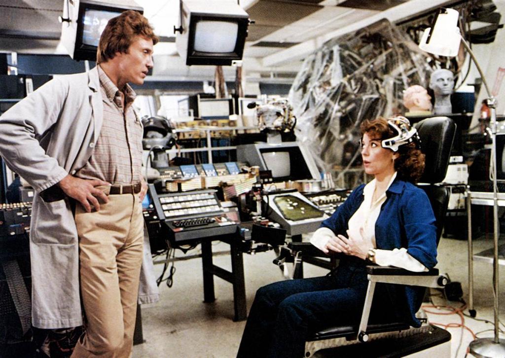 Natalie Wood Christopher Walken Brainstorm 1983 sci-fi movie