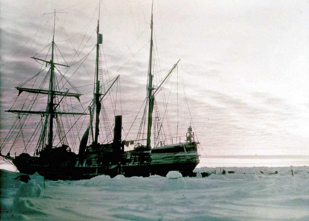 Пленники льдов Антарктики
