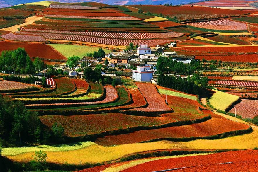 Дуньхуан, Юньнань
