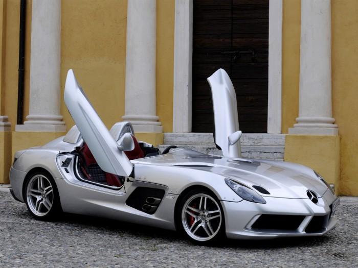 8 моделей самых скоростных Mercedes-Benz, которые являются лицом бренда