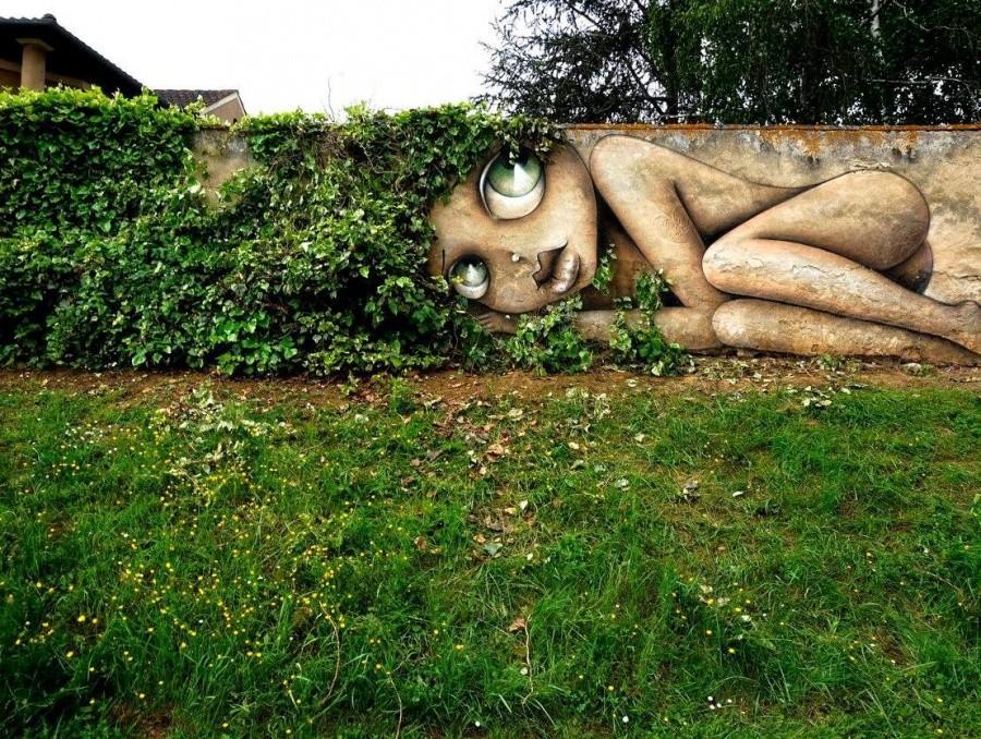 Оз (Франция). Автор: Vinie Graffiti