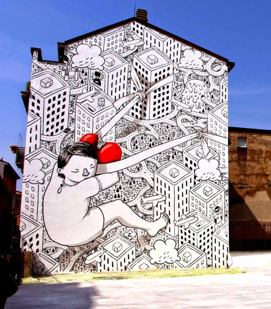 Милан (Италия). Автор: Millo