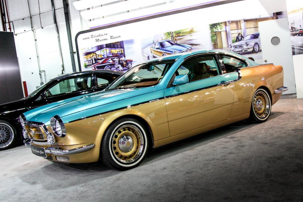 В Дубае показали новый российский автомобиль