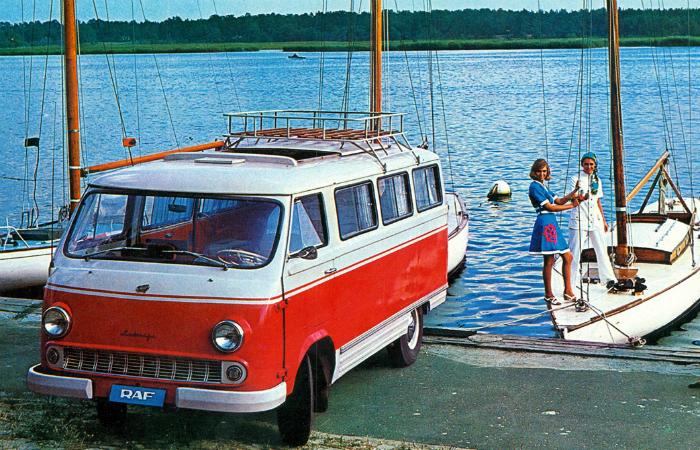 Легендарный РАФ. 15 необычных и малоизвестных разработок Рижской автобусной фабрики