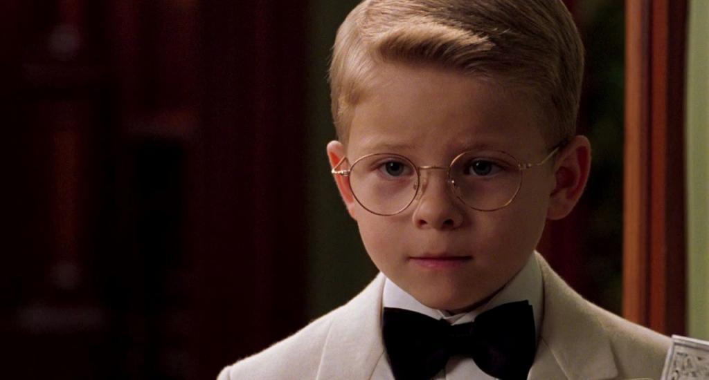 Джонатан Липники - все знают этого мальчугана в очках
