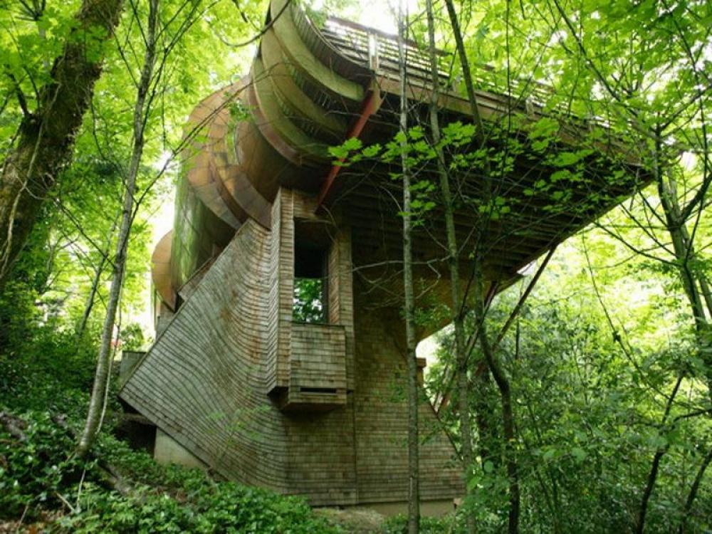 Деревянный дом, Портленд, Орегон, США