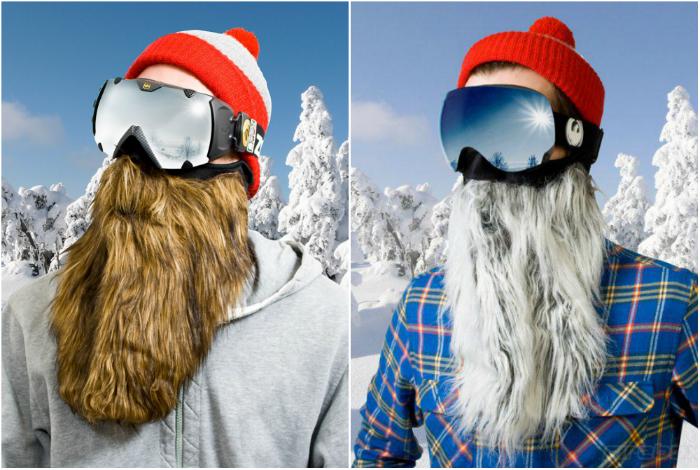 Маска для сноуборда