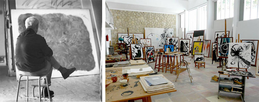 27. Джоан Миро (Joan Miro)