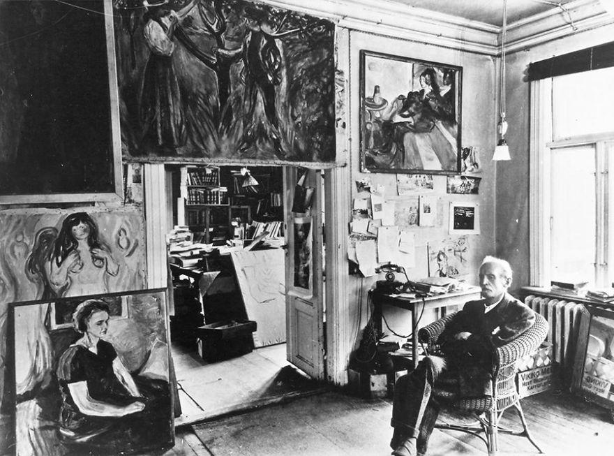 37. Эдвард Мунк (Edvard Munch)