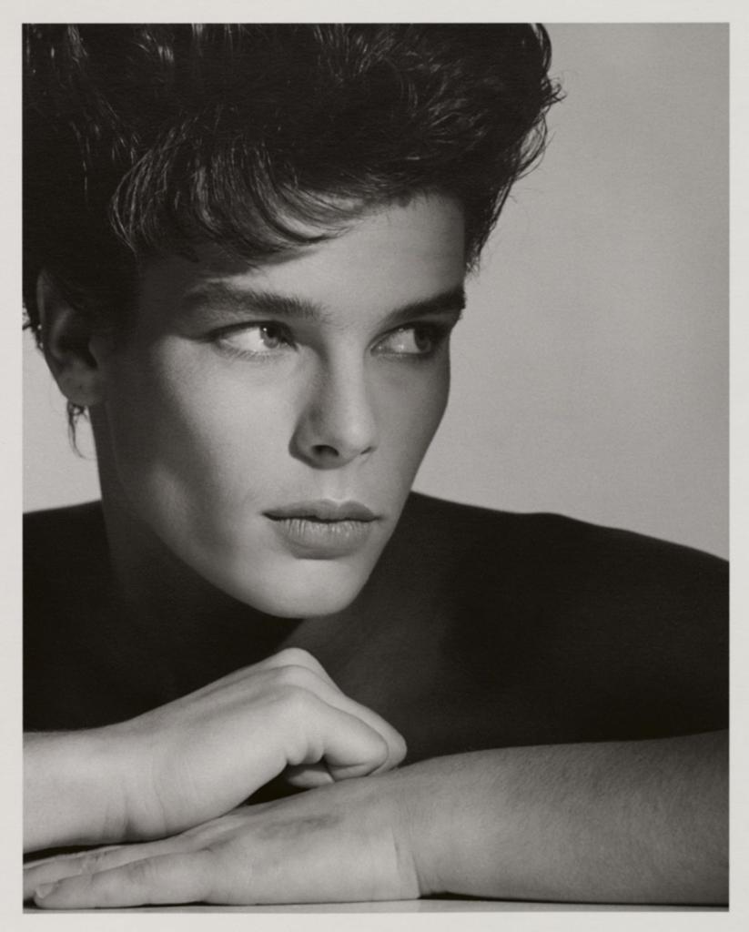 Принцесса Монако Стефания, 1985 год. Фотограф Хорст П. Хорст.