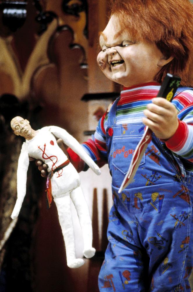 CHILD'S PLAY, Chucky, 1988, (c) United Artists