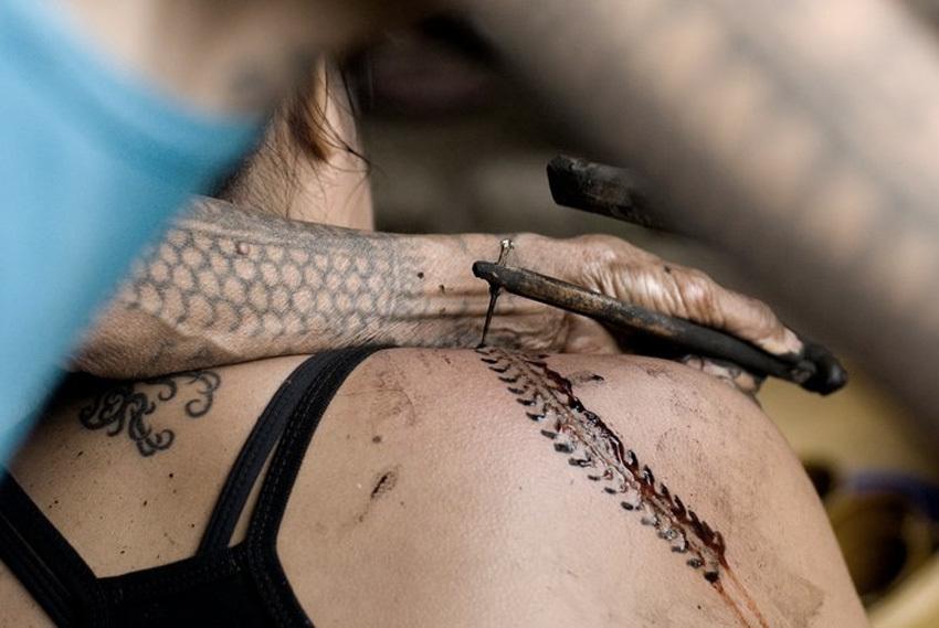 Татуировки народов мира, которые перевернут Ваше представление об этих рисунках
