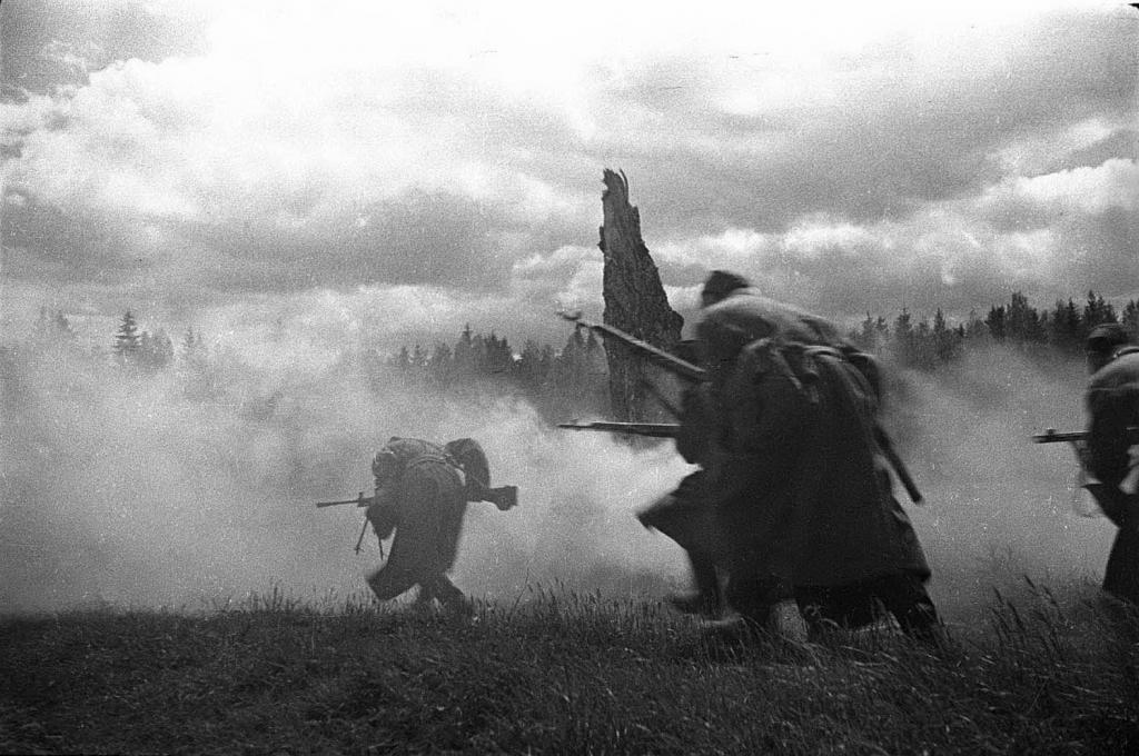 Восточный фронт, 1941 г.
