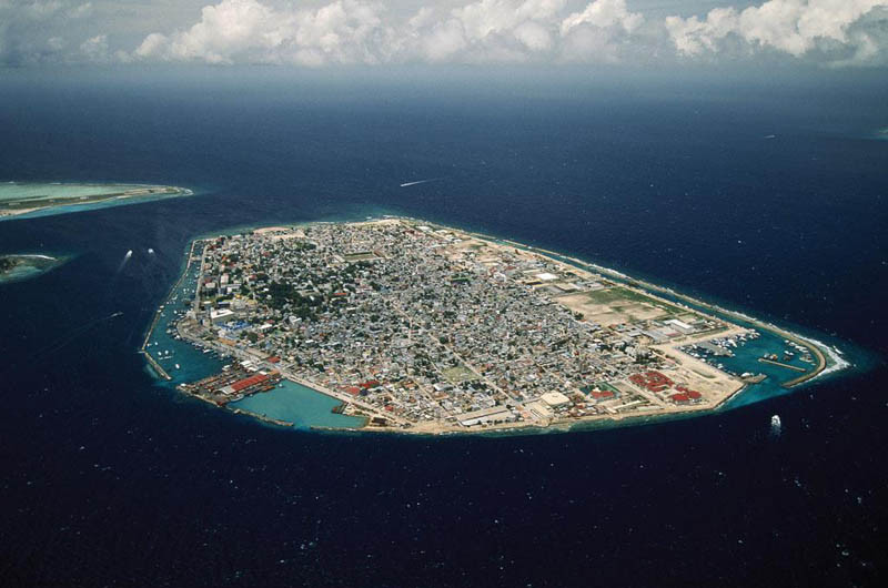20. Остров Мале, Северный Мале-Атолл, Мальдивы