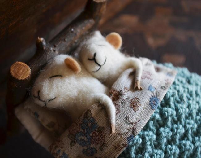 Мышки ми-ми-мышки + 100% душевного тепла!