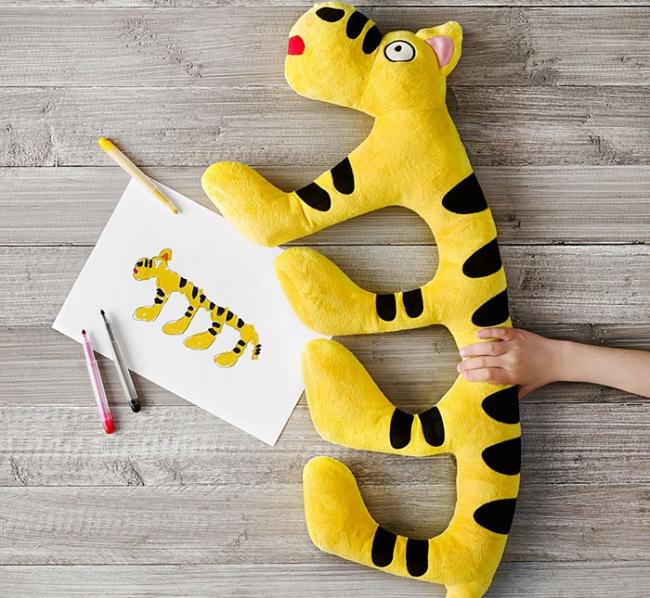 IKEA превратила детские рисунки в настоящие игрушки