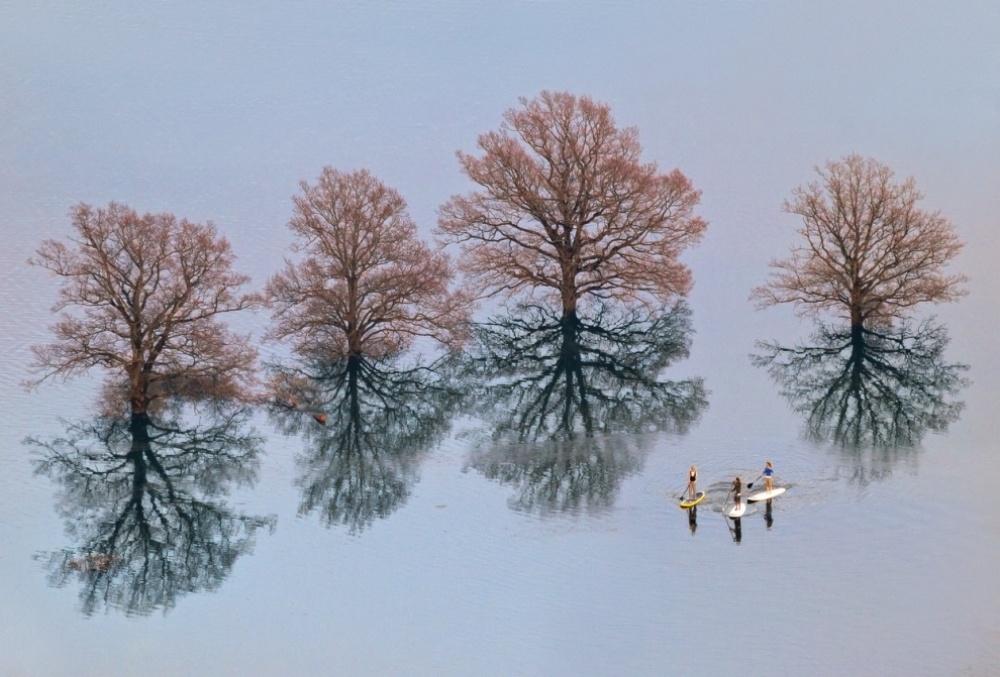 Последствия наводнения в Любляне, Словения