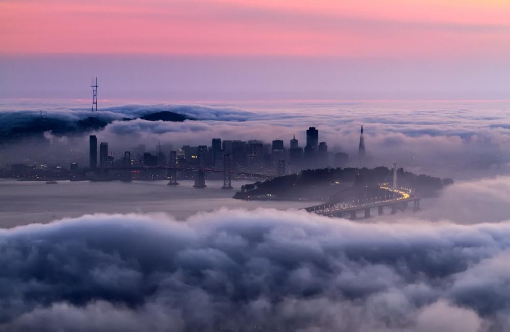 Город-призрак, Сан-Франциско, CША