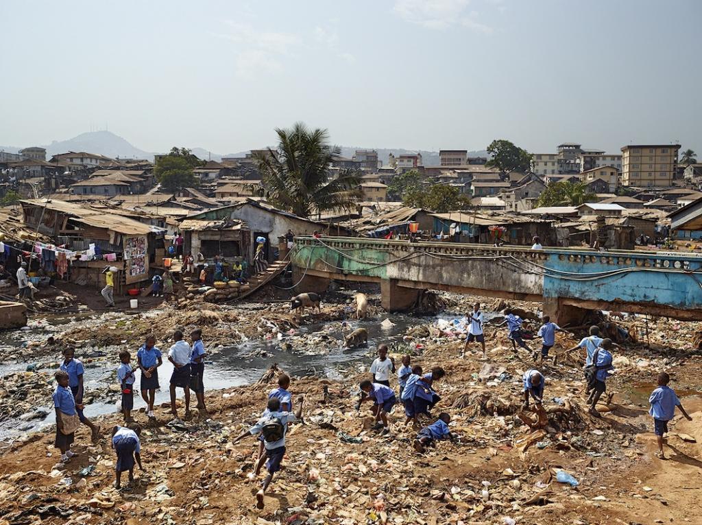 Фритаун, Сьерра-Леоне.