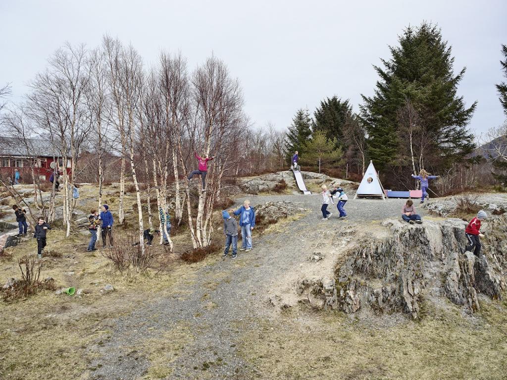 Корвог, Аверёй, Норвегия