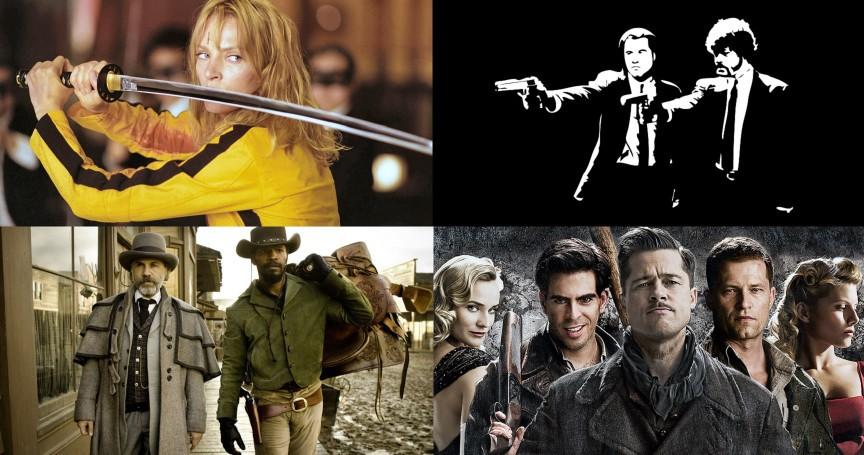 20 любопытных фактов о фильмах Квентина Тарантино