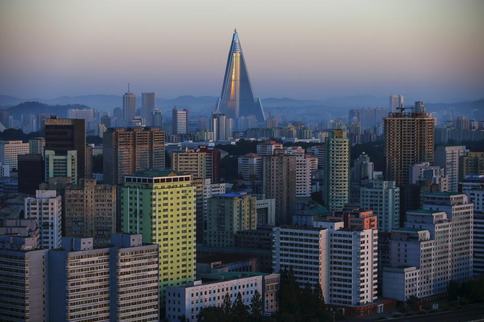 105-этажный отель Ryugyong