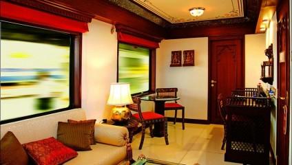 «Экспресс Махараджей». Самый дорогой поезд Азии