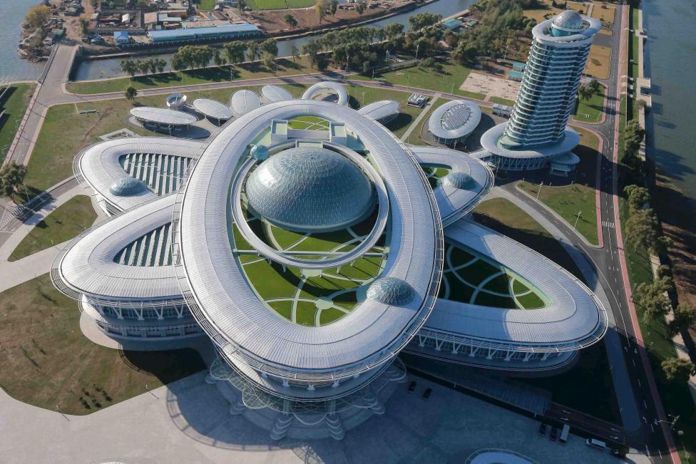 Научно-технический комплекс в Пхеньяне