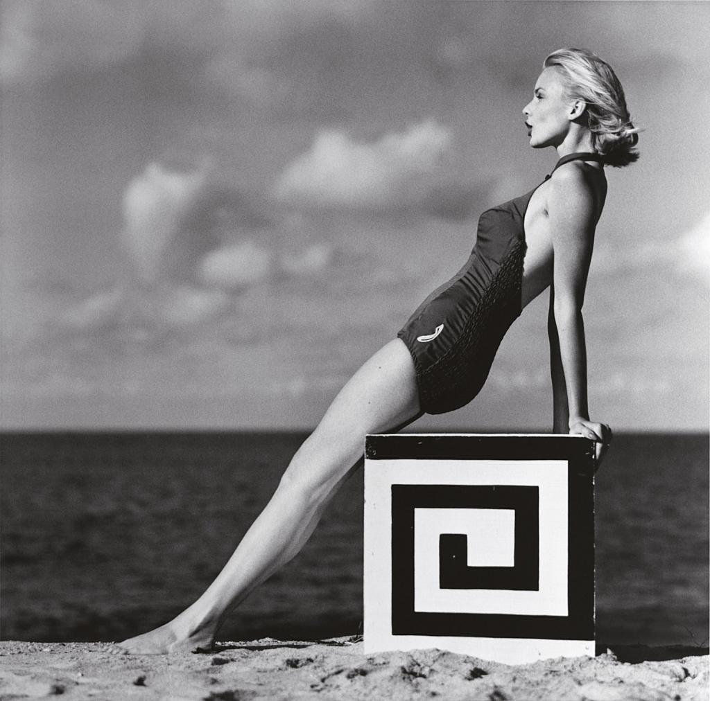 Криста Фогель, Зильт, 1958 год. Фотограф Франц Гундлах.