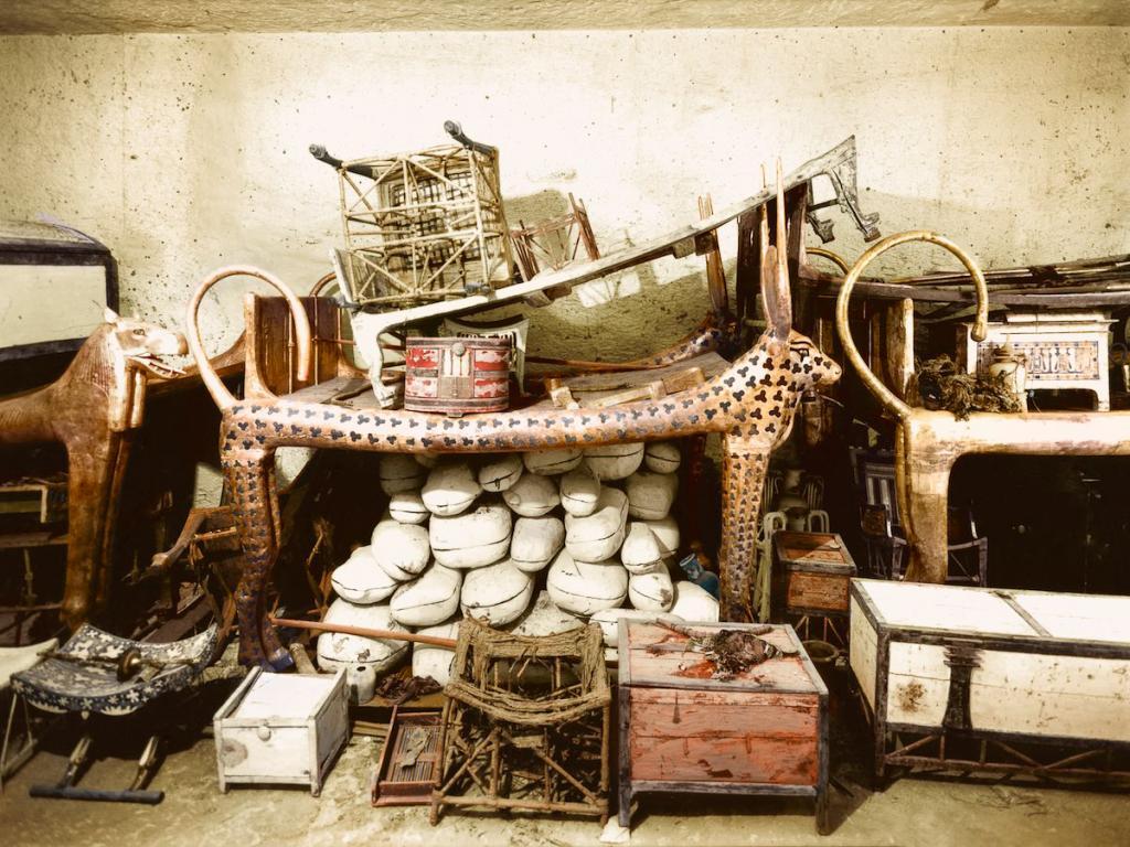 Otkrytie-grobnitsy-Tutanhamona-foto_3