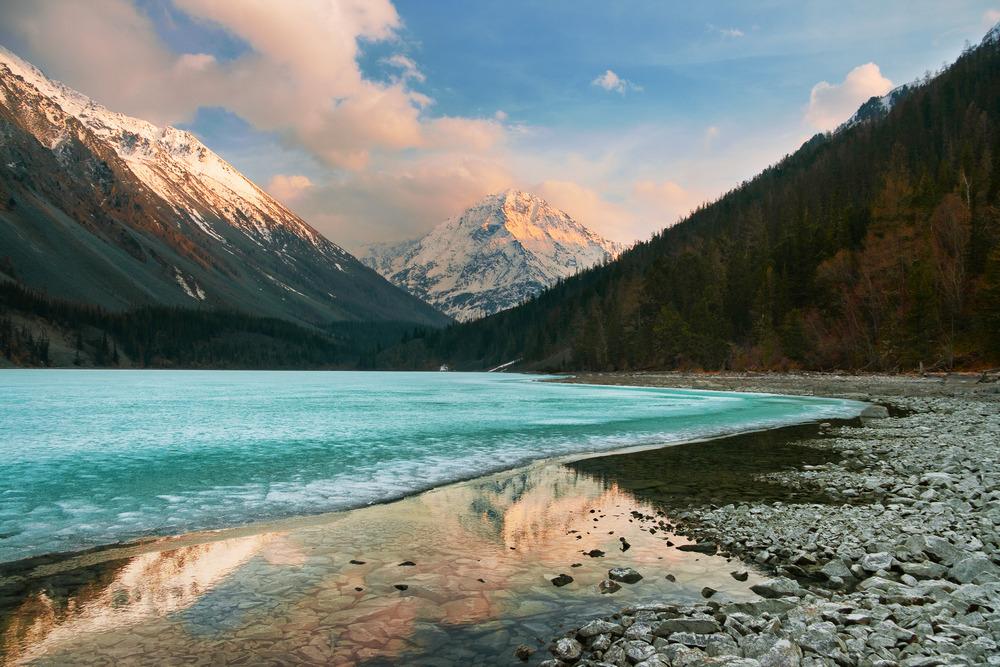 Sunset_at_Kucherla_lake