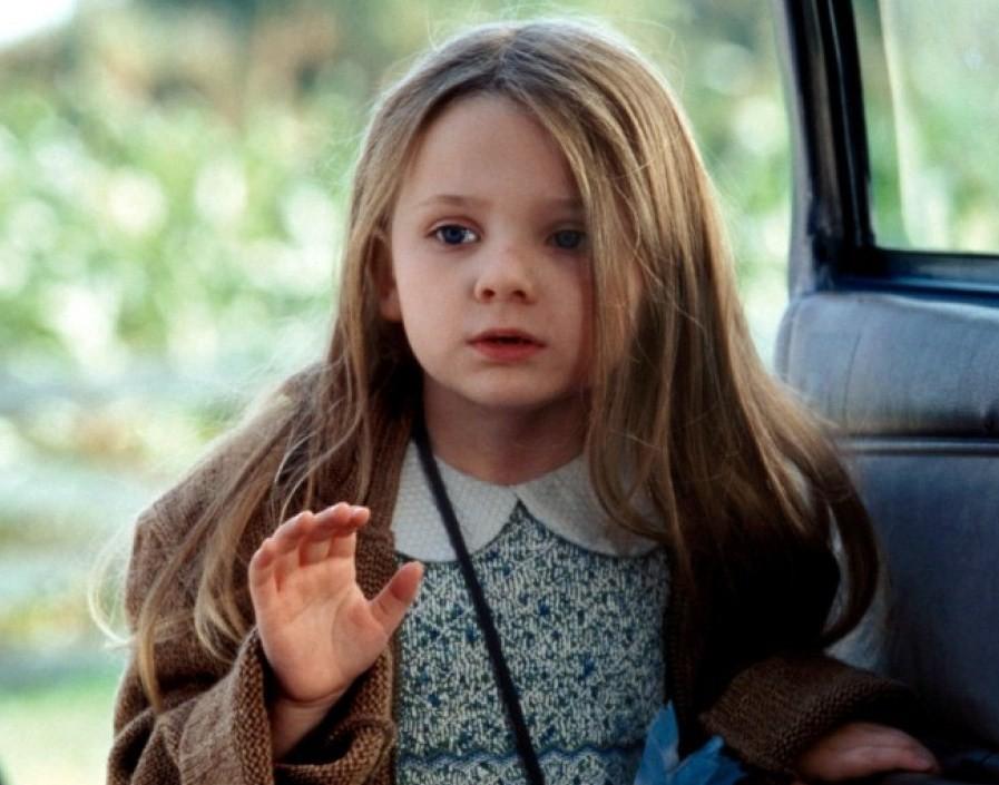 """Эбигейл Бреслин из фильма """"Маленькая мисс Счастье"""""""