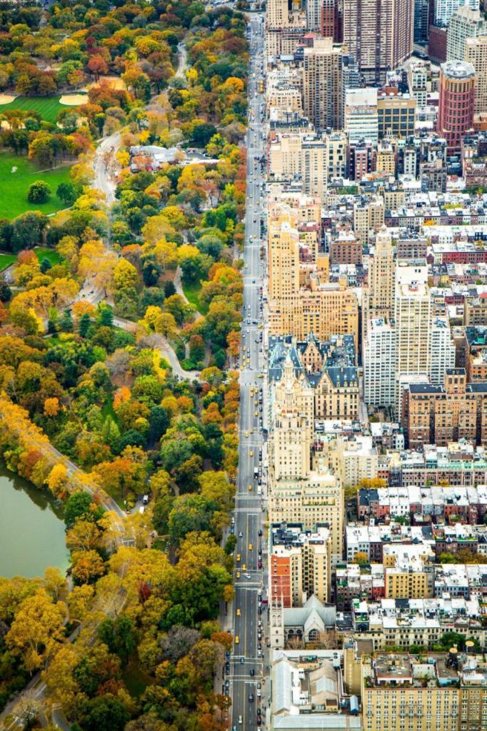На стыке миров. Нью-Йорк, США.