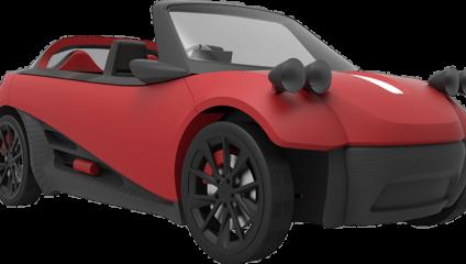 Автомобиль, бросивший вызов традиционным методам сборки машин