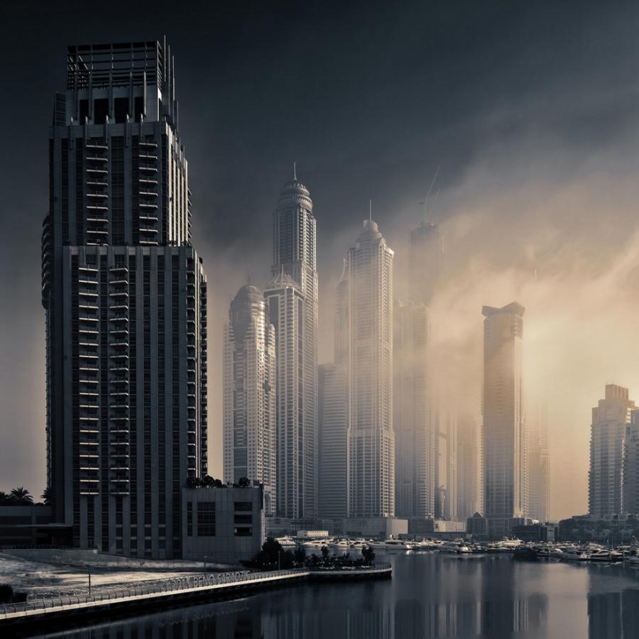 Просвет во тьме. Дубай