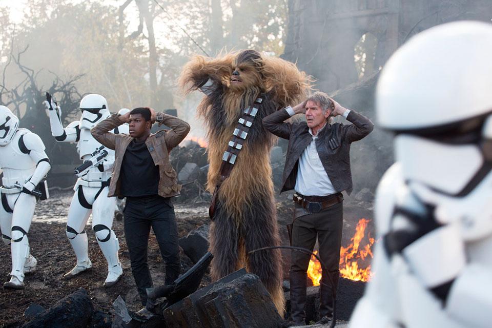 «Звездные войны: Пробуждение силы» (Star Wars: Episode VII — The Force Awakens, 2015)