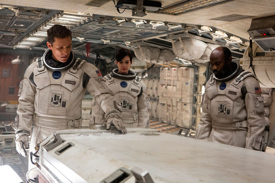 «Интерстеллар» (Interstellar, 2014)