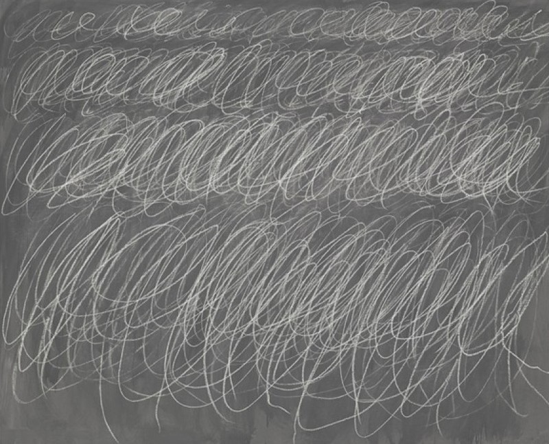 8. Сай Твомбли. «Без названия» — 69,6 млн долларов