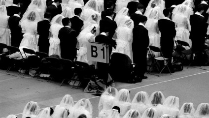 Фотоистория массовых свадеб 19-20 веков