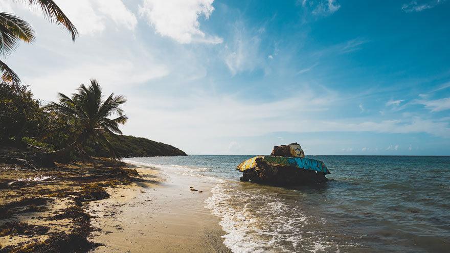 Пуэрто-Рико.