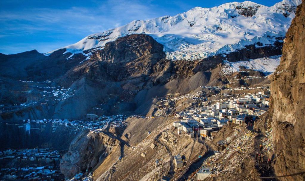Ла-Ринконада является одной из самых изолированных общин в мире.