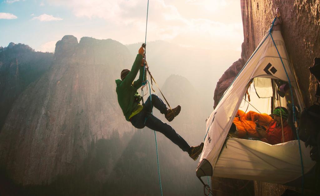 подъем на El Capitan