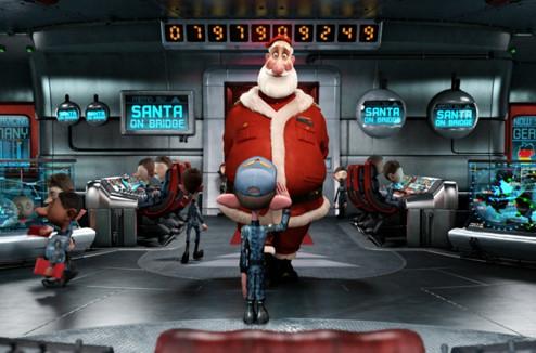 «Секретная служба Санта-Клауса» (Arthur Christmas). 2011 год