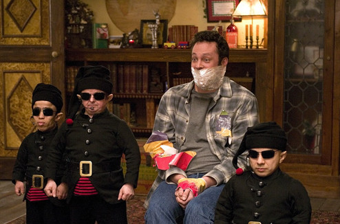 «Фред Клаус, брат Санты» (Fred Claus). 2007 год