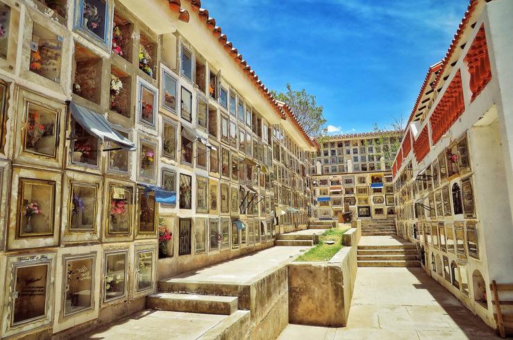 8. Главное Кладбище Сукре (Sucre's General Cemetery), Боливия