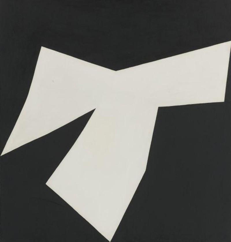 3. Эльсуорт Келли. «Ковбой» — 1,7 млн долларов