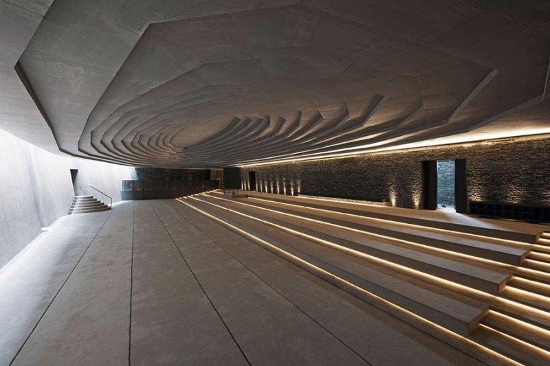 Первая подземная мечеть в мире