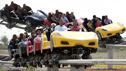 Ferrari World – королевство скорости и автомобилей