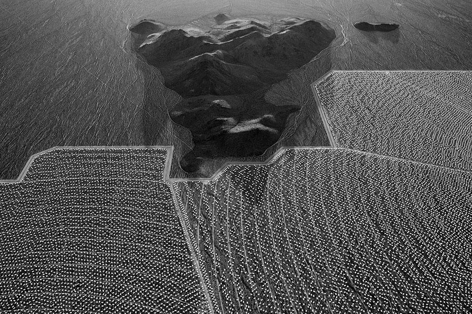 Пустыня Мохаве, Калифорния, США: Эволюция.