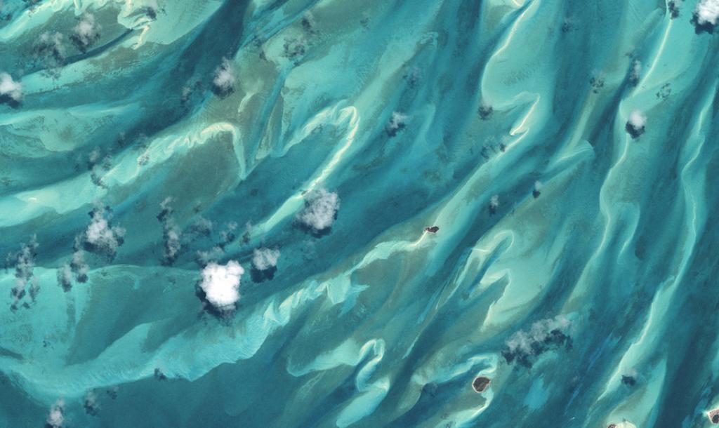 Багамские острова. Во власти океана.